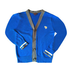 Vest, Cardigan PAUL SMITH JUNIOR Blue, navy, turquoise