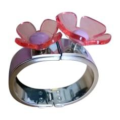 Bracelet BURBERRY Pink, fuchsia, light pink