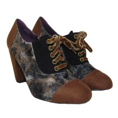 Brogues DESIGUAL Brown