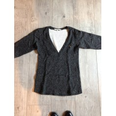 Pull BERANGÈRE CLAIRE Gris, anthracite