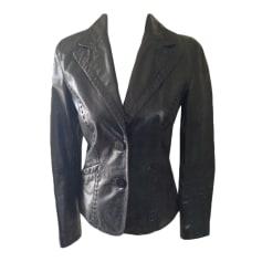 Blazer, veste tailleur OAKWOOD Noir