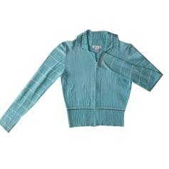 Gilet, cardigan BARNEY'S NEW YORK Bleu, bleu marine, bleu turquoise