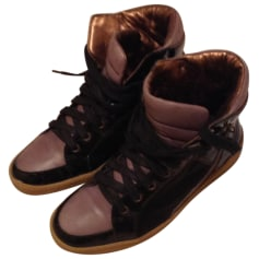 Baskets GERARD DAREL Noir