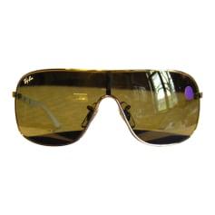 Sunglasses RAY-BAN White, off-white, ecru