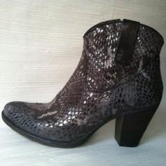 Bottines & low boots à talons MJUS Imprimés animaliers