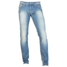 Straight Leg Jeans Gas Bijoux