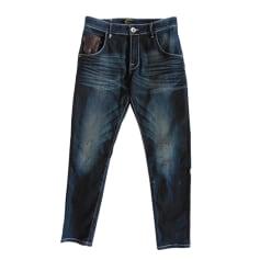 Jeans large, boyfriend Rare  pas cher
