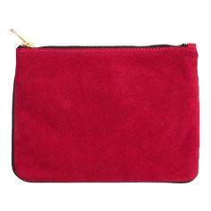 Pochette BALMAIN X H&M Rouge, bordeaux