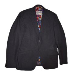 Jacket DESIGUAL Gray, charcoal