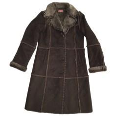 Manteaux   Vestes Fille Fausse fourrure de marque   luxe pas cher ... 627c729810f