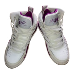 Sneakers NIKE Blanc,fuschia