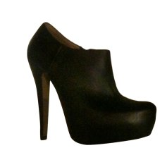 High Heel Ankle Boots ALDO Black