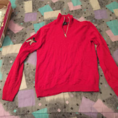 Pullover ARMANI EXCHANGE Rot, bordeauxrot