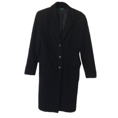 Manteau BENETTON Noir