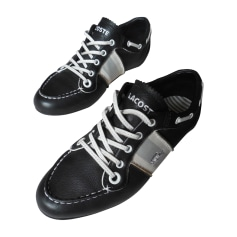 Sneakers LACOSTE Schwarz