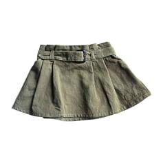 Skirt BURBERRY Khaki