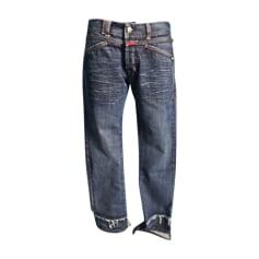 Straight-Cut Jeans  MARITHÉ ET FRANÇOIS GIRBAUD Blau, marineblau, türkisblau