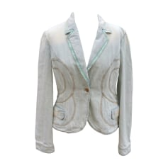 Jacket JUST CAVALLI Blue, navy, turquoise