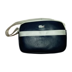 Shoulder Bag LACOSTE Blue, navy, turquoise