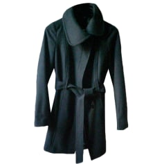 Manteau BENETTON Gris, anthracite