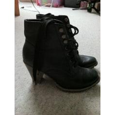 Bottines & low boots à talons DOROTHY PERKINS Noir