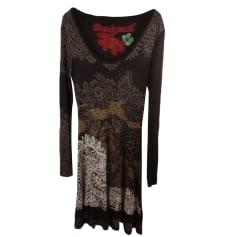 Midi-Kleid DESIGUAL Mehrfarbig
