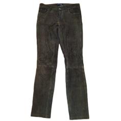 Jeans slim APRIL MAY Vert