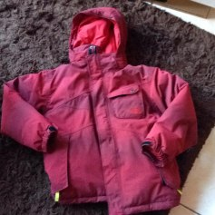 Ski Jacket THE NORTH FACE Red, burgundy