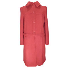 Coat PHILOSOPHY D'ALBERTA FERRETTI Red, burgundy