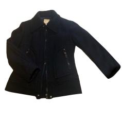 Coat DIESEL Black