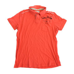 Polo PEPE JEANS Rouge, bordeaux