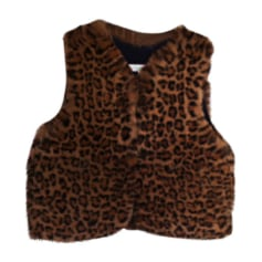 Vest, Cardigan BONPOINT Animal prints