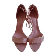 Sandales à talons ALEXANDRA NEEL Rose, fuschia, vieux rose
