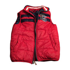 Piumino TOMMY HILFIGER Rosso, bordeaux