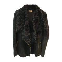 Fur Jackets BEL AIR Black