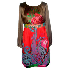 Mini Dress DESIGUAL Multicolor