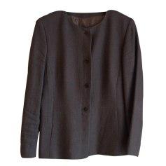 Blazer, veste tailleur ADOLFO DOMINGUEZ Marron