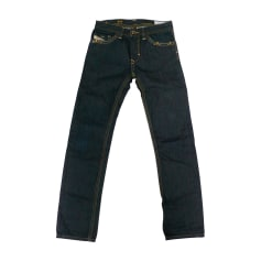 Jeans dritto DIESEL Nero