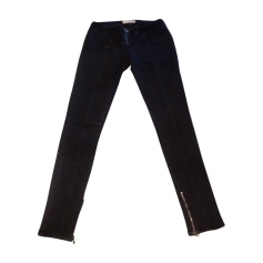 Jeans slim PIERRE BALMAIN Noir