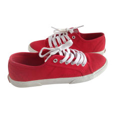 Sports Sneakers GANT Red, burgundy