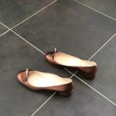 Ballet Flats MELLOW YELLOW Golden, bronze, copper