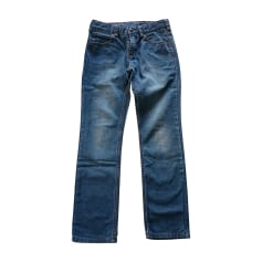 Jeans dritto JACADI Blu, blu navy, turchese
