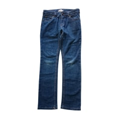 Jeans svasato, boot-cut JACADI Blu, blu navy, turchese