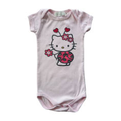 Body HELLO KITTY BY VICTORIA COUTURE Rose, fuschia, vieux rose