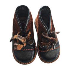 Chaussures à lacets D&G JUNIOR Multicouleur