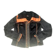 Zipped Jacket DIESEL Black