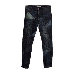 Jeans dritto ISABEL MARANT ETOILE Blu, blu navy, turchese