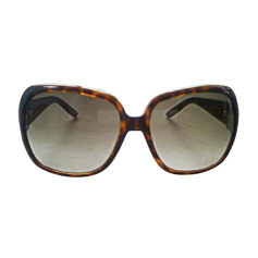 Sonnenbrille GUCCI Hobo Braun