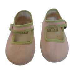 Ballet Flats BONTON Pink, fuchsia, light pink