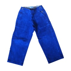 Pants BONPOINT Blue, navy, turquoise